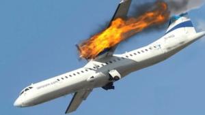 Сон про разбившийся самолет