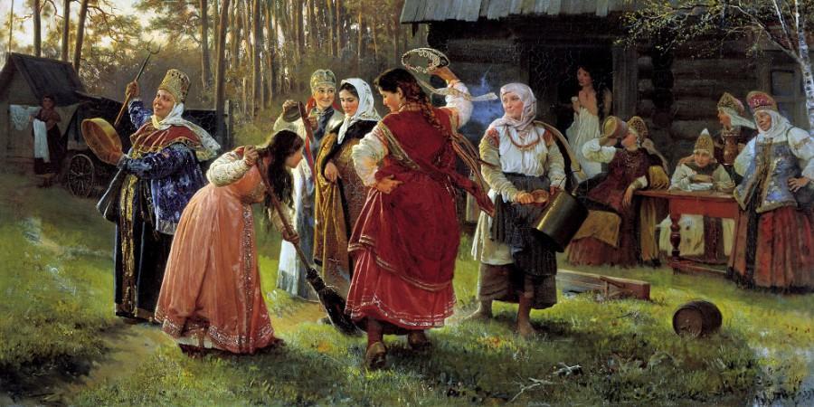 Обряды на Руси